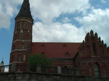 Vytautas-Kirche