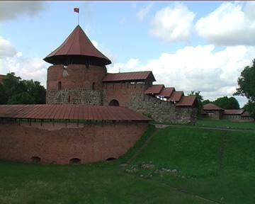 Ruine der alten Burg