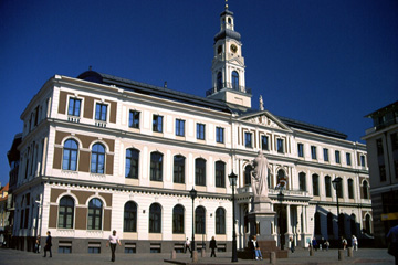 Altes Rathaus von Riga