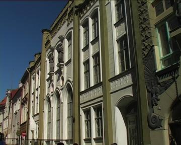 Jugendstilhäuser