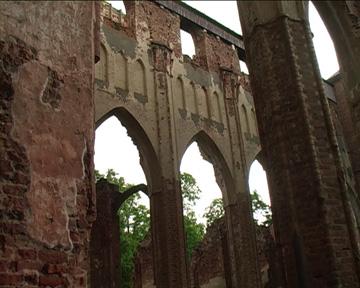 Ruine der Domkirche