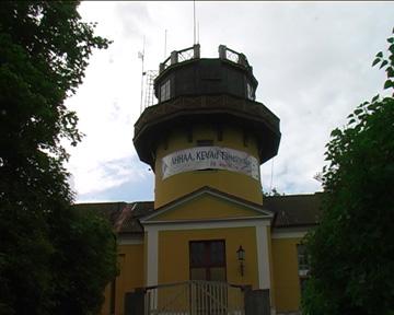 Sternwarte der Universität