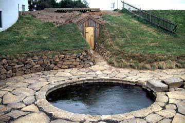 Bad von Snorri Sturluson