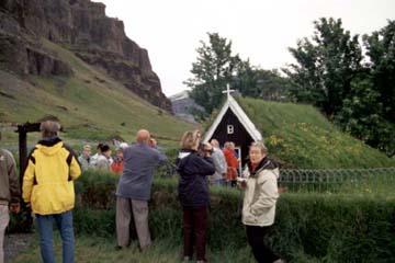 Bauernhof Núpsstaður