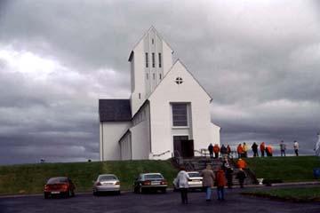 Bischofsitz in Skalholt