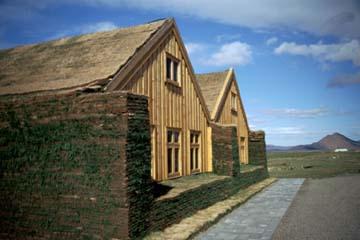 Einödhof Möðrudalur