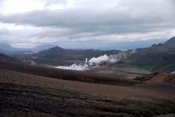 Geothermalkraftwerk