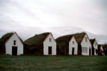 Torfmuseum Glaumbœr-Hof